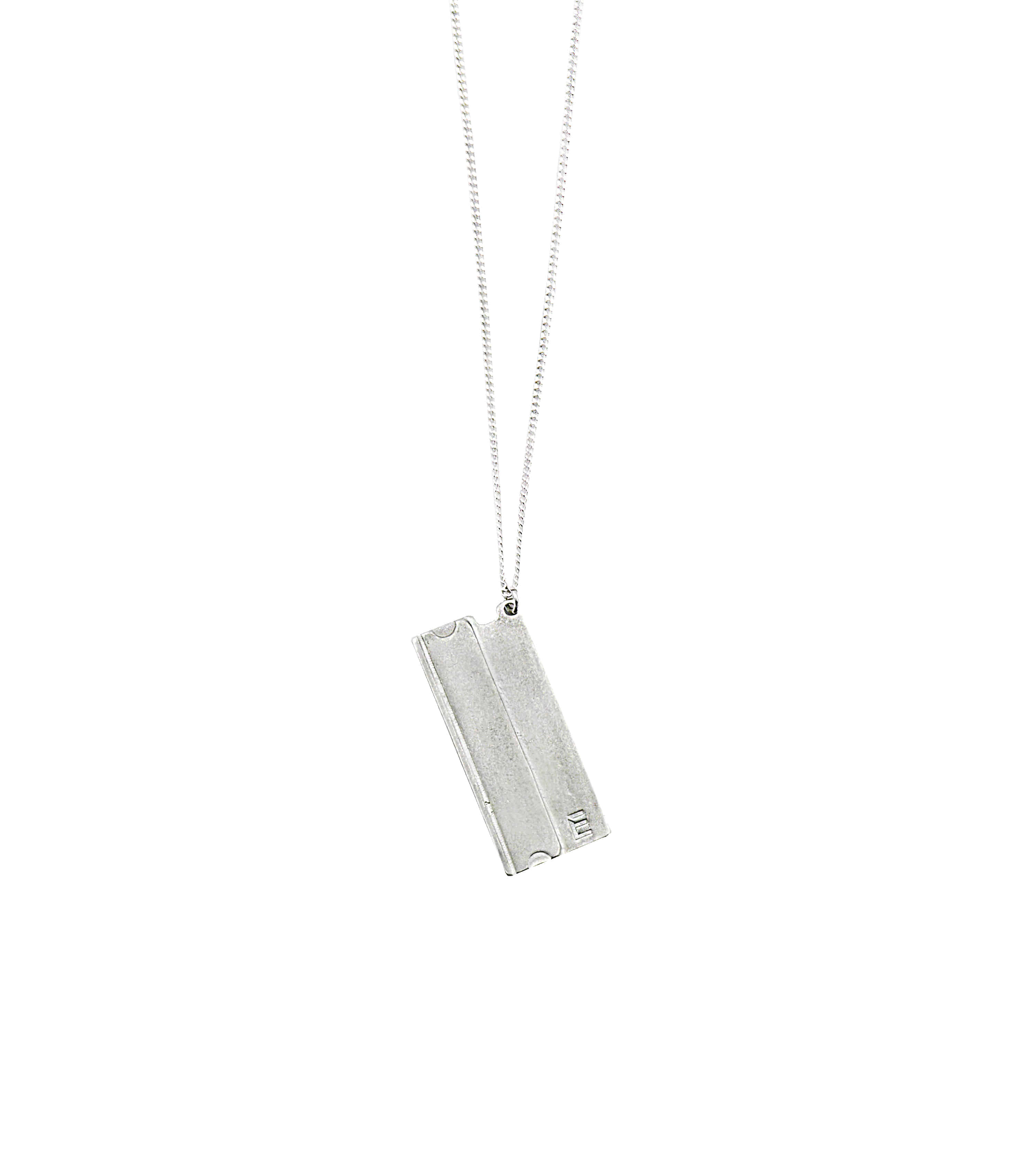 Razor-Edge Necklace